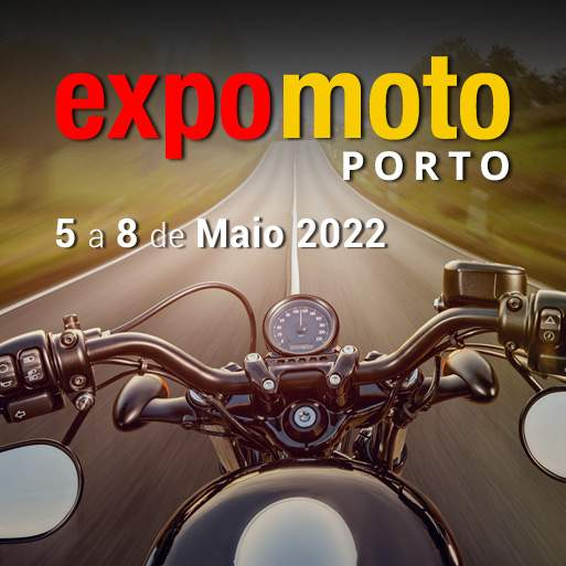 EXPOMOTO com NOVA DATA - 5 a 8 de Maio 2022
